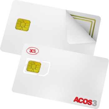 Acos3 Smart Card With 32k Bytes Memory Buy Smart Card 32kb Product