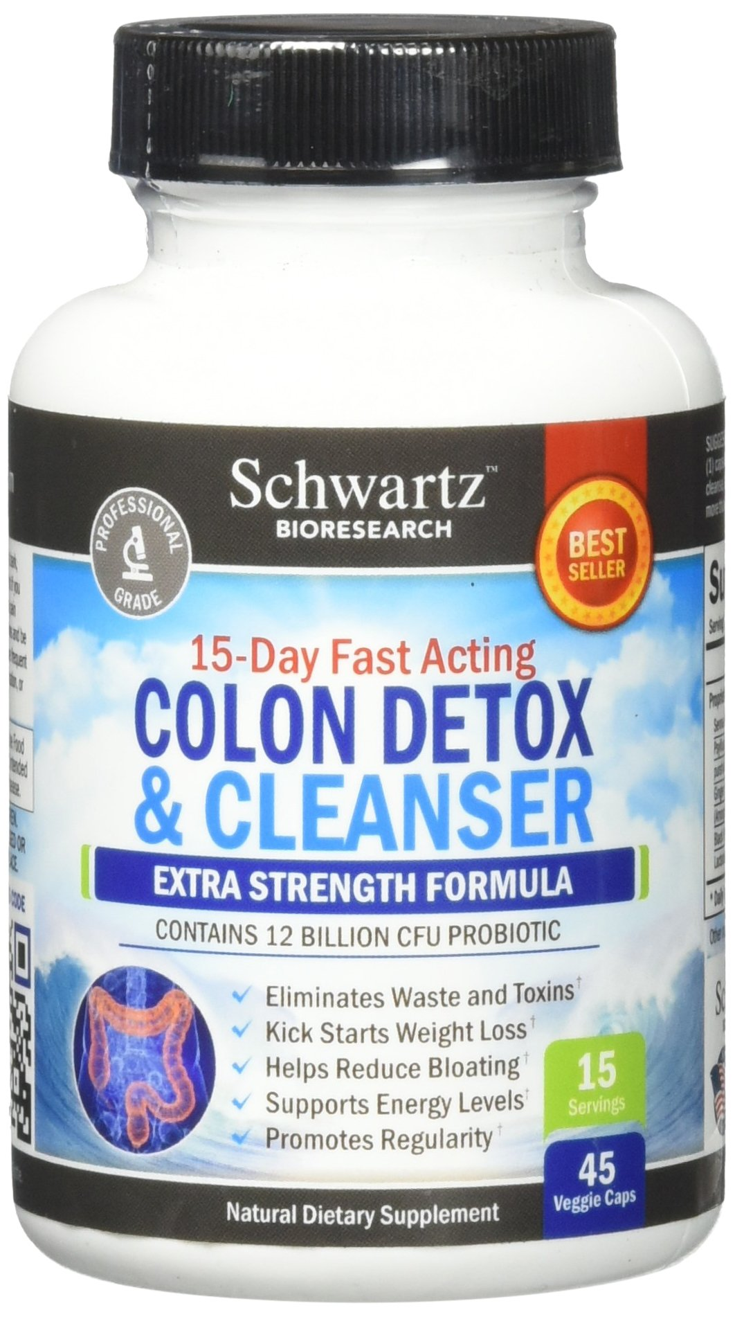 Buy Colon Cleanser Detox For Weight Loss 15 Day Extra