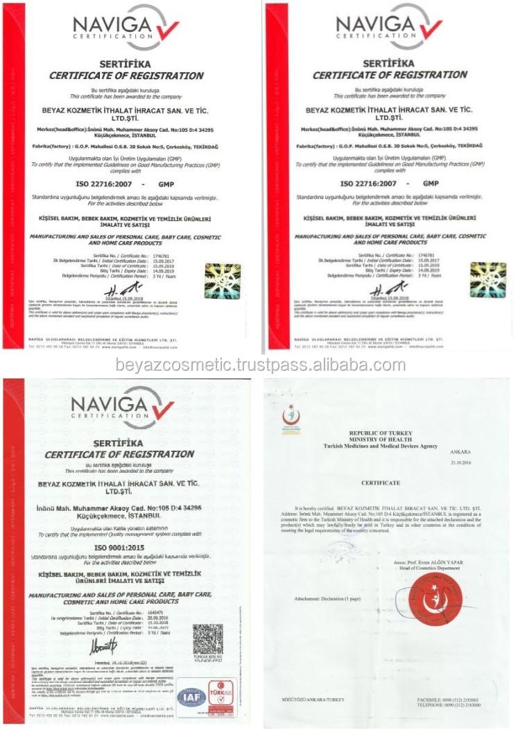 AQUAVERA - Antibakterielles Handdesinfektionsgel - 500ml