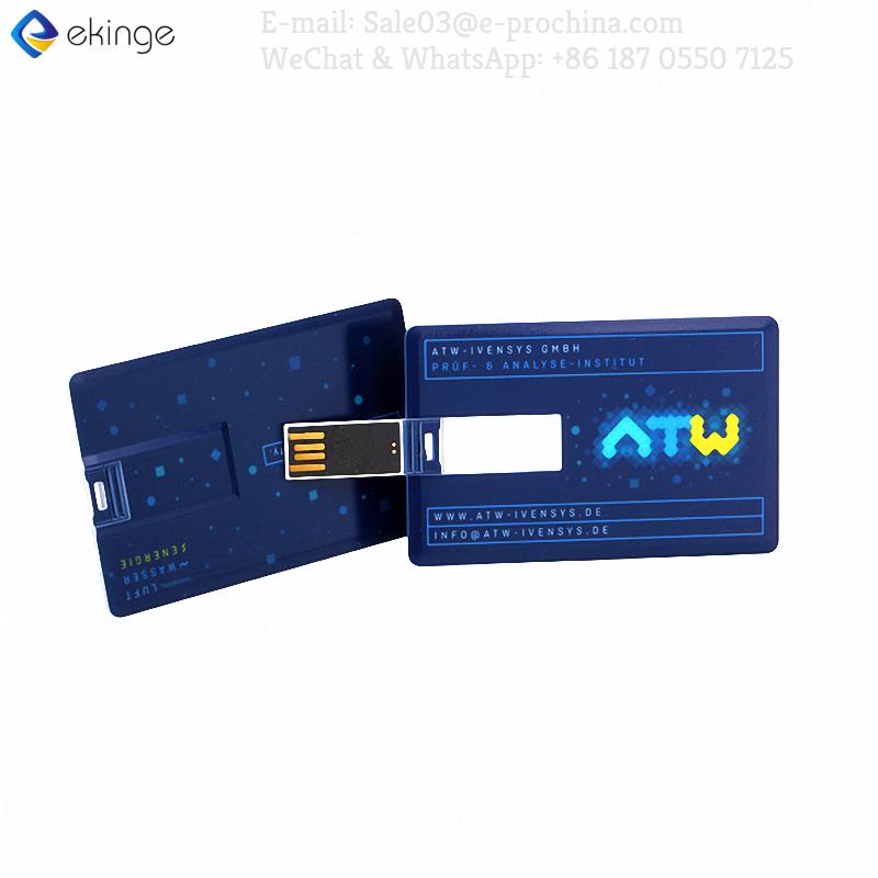 high speed custom business card usb flash drive 30 8gb
