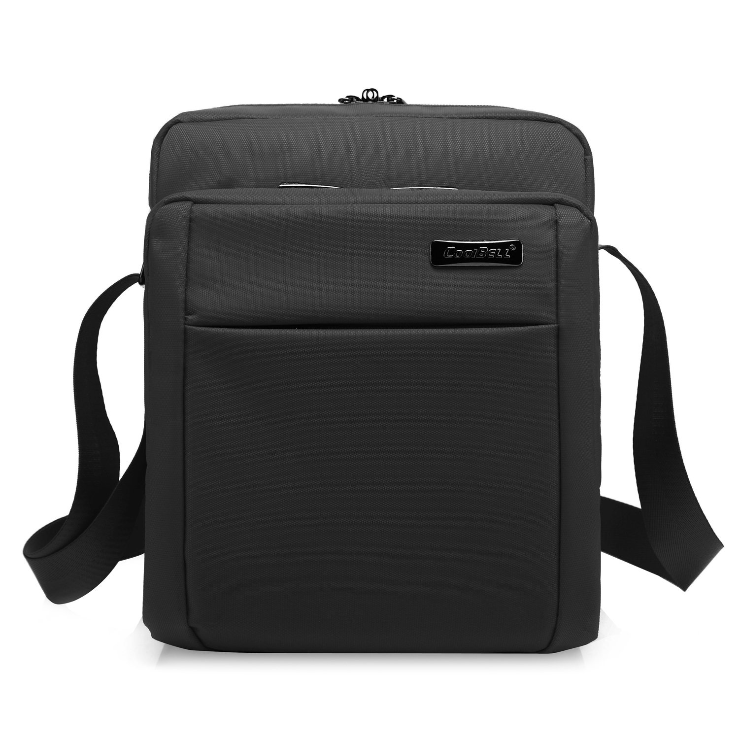 a0184114511d Get Quotations · CoolBELL 10.6 Inches Shoulder Bag Oxford Cloth Messenger  Bag iPad Carrying Case Functional Hand Bag Briefcase
