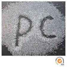 PC Granules Factory Virgin Transparent Injection Polycarbonate Plastic Raw Material
