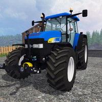 Brand new and Fairly Used New Holland TM125 For Sale