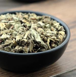Dried raw sifted Agrimonia eupatoria stems and leaves medical uses 100% pure