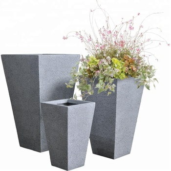 Cement pots - Handmade planter - Made in Vietnam - Made by CTS factory