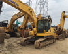 Used Komatsu PC200-8 excavator in stock ready to work