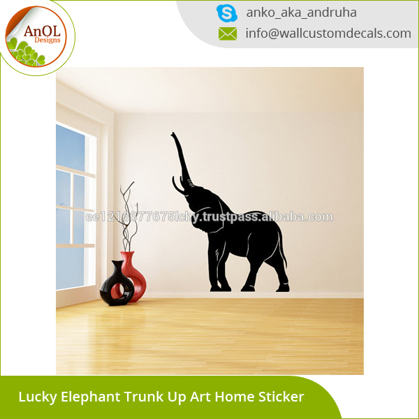 Elephant wall sticker elephant wall sticker suppliers and manufacturers at alibaba com