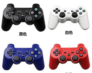 High-Quality Multi-Colored Wireless PS3 Game Controller For High Performance Gaming