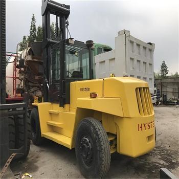 Usa Original Made Fd160 16 Ton Heavy Duty Used Hyster Forklift Top Sale -  Buy Used Hyster Forklift,Used Hyster Forklift 16 Ton,Hyster Forklift 16 Ton