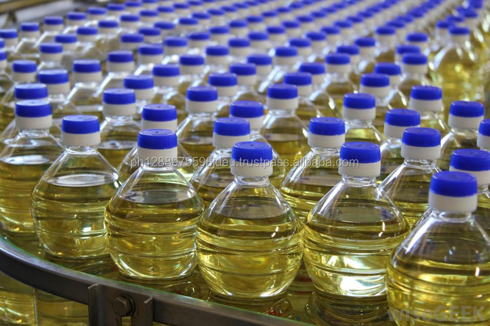 Refined Corn Oil, Soybean Oil, Sunflower Oil and Palm Oil ready for export