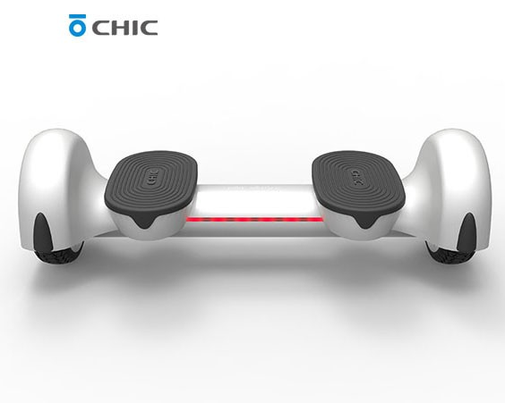 IO Chic unique design electrico scooter electric balance wheel scooter