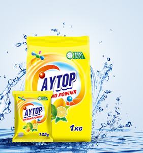 China new brand name laundry detergent chemical name of washing powder