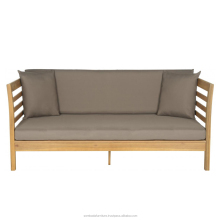 Sofa Daybed Indonesian Teak Wooden Furniture