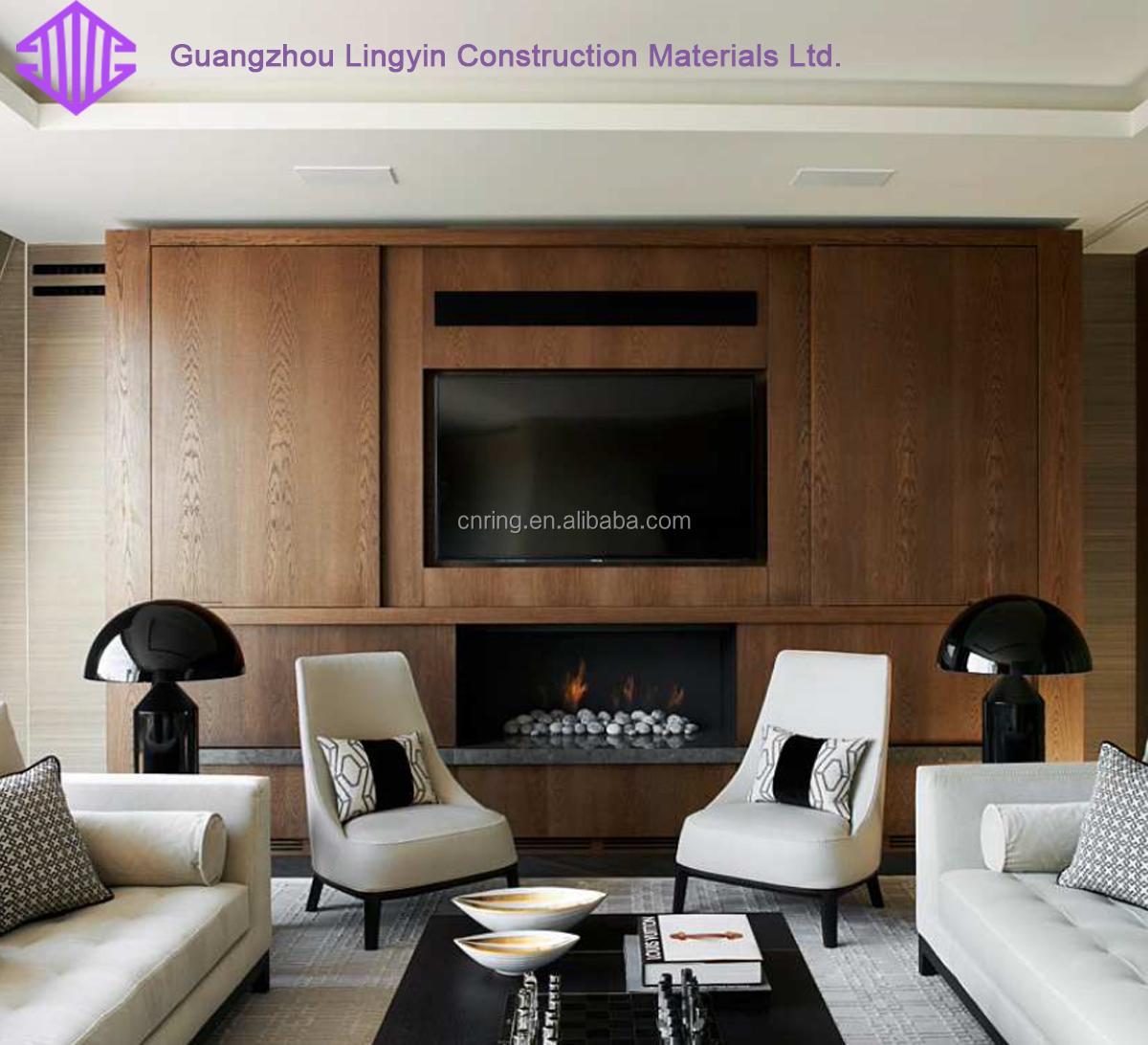 Meuble Tv Living Salon meuble tv en contreplaqué dans le salon offre spéciale meuble de mode  meuble moderne personnalité et pratique - buy design de meuble tv de