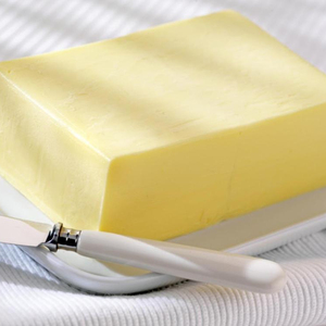 Bulk unsalted yellow / white butter 82%