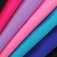 100% High quality cotton spandex single jersey fabric - 140gsm to180gsm