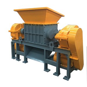 Plastic Waste shredder/Tyre shredder/Wood Shredder Machine For Sale