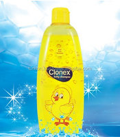 Transparent Clonex Quality Baby Shampoo 400ml made in Turkey