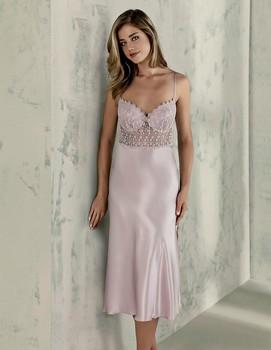 super carino stile classico vari colori Donna In Raso Camicia Da Notte,Vestaglia,Pigiama Set,Canotta ...