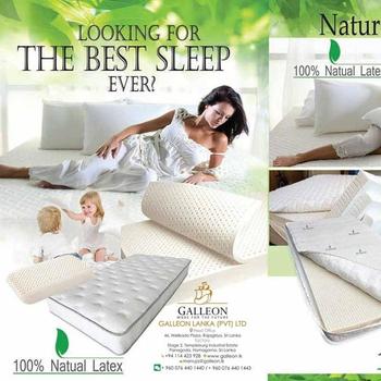 100 Natural Latex Mattress And Pillows Buy Latex Mattresses