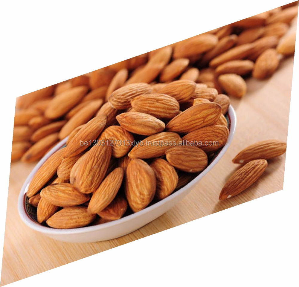 Raw Almonds Nuts, Delicious and Healthy Raw Almond..