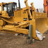 Used Bulldozer Cat D7R With cheap price , Caterpillar D6D/D7G/D7H/ D7R Bulldozer , Cat Track Dozer D6H at good price