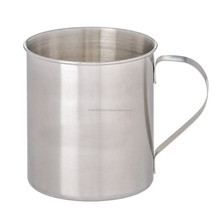 NEW STAINLESS STEEL MOSCOW MULE MUG