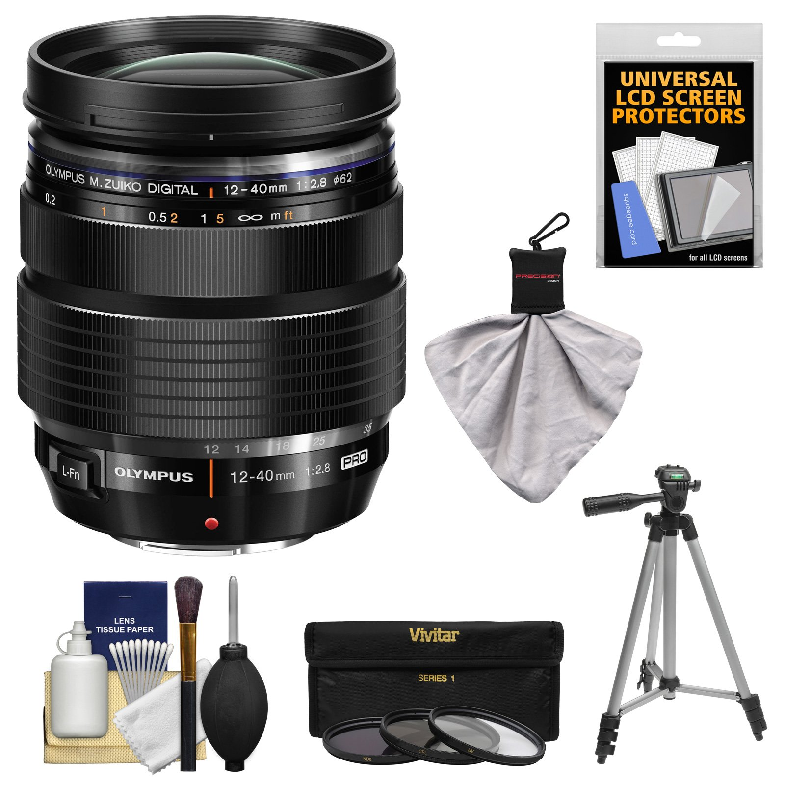 Buy Olympus Mzuiko 12 40mm F 28 Pro Ed Digital Zoom Lens Black Om D E M5 Mark Ii Kit
