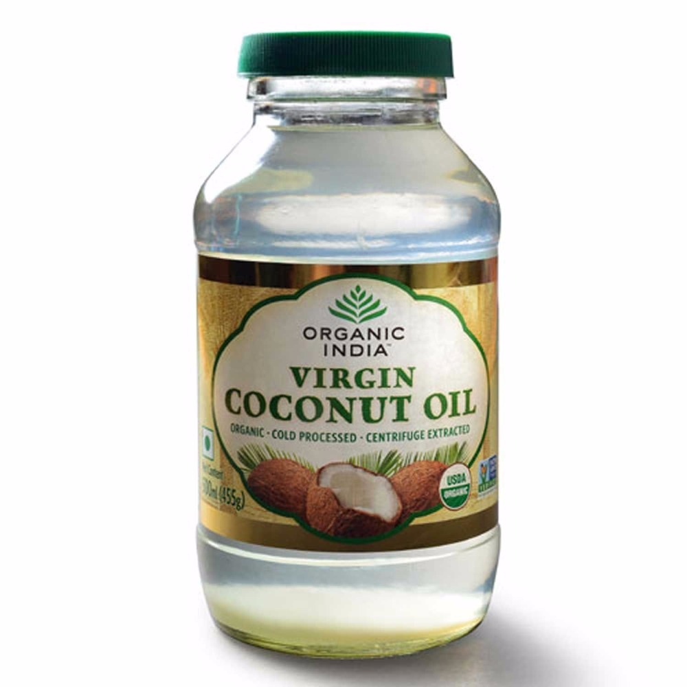 Organic India Virgin Coconut Oil 500 ML Herbal product