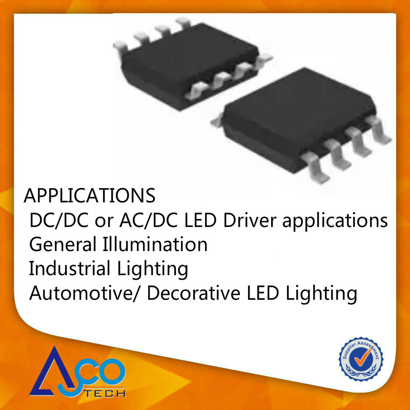 Original new MP4000DS-LF-Z LED Driver IC 1 Output AC DC Offline Switcher PWM Dimming 8-SOIC for Industrial Lighting