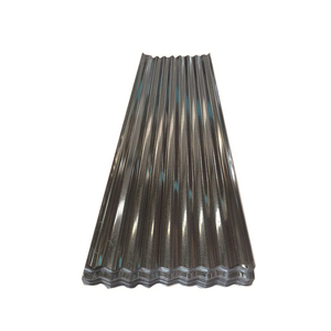 SGCC DX51D SGLCC Hot Dipped Galvanized Corrugated Steel / Iron / Metal Roofing Sheets Galvanized Steel Roofing Sheet