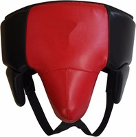 Custom Made Boxing Groin Guard Abdominal Kidney Protector And Training Equipment FSW-8972