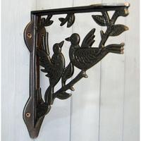 Industrial And Vintage Cast Iron Wall Bracket
