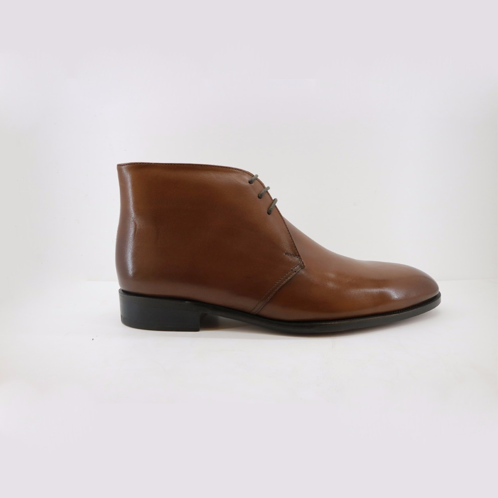 shoes men shoes leather Chukka brands Boot leather real zqRE55