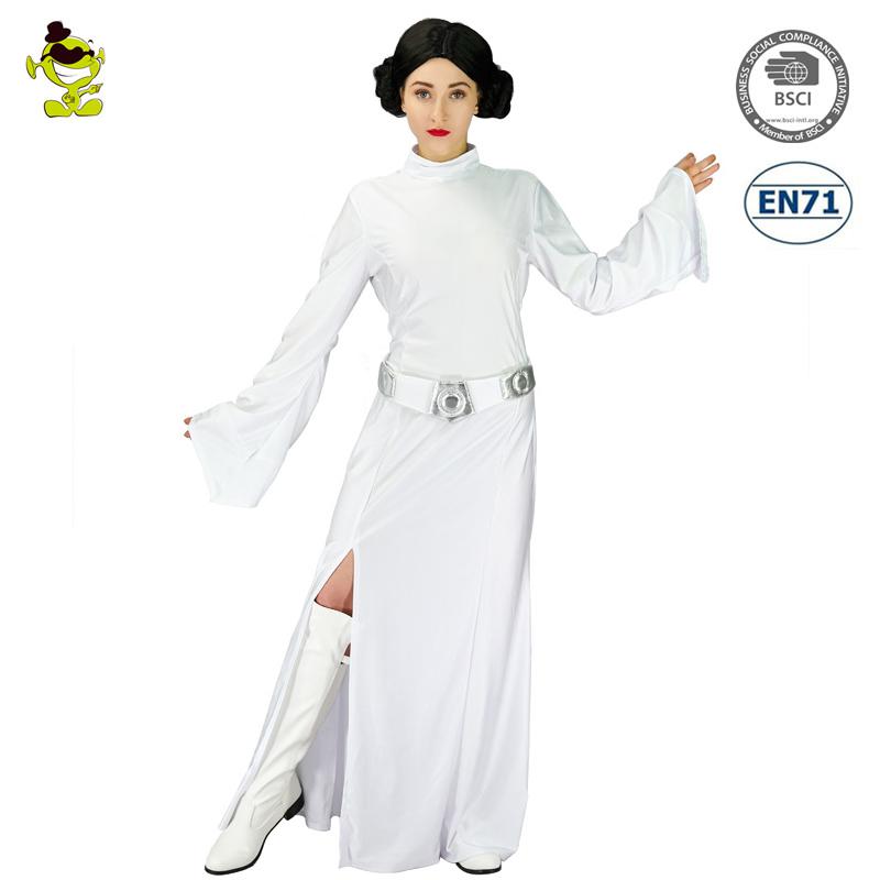 Leia Kostüme Der Erwachsenen Wars Prinzessin Leia Hooded Dress Adult