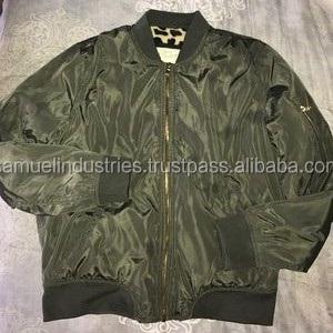 5c1e94ea1 Winter Shiny Fabric Bomber Jackets\forest Green Satin Bomber Jacket For  Men\shiny Fabric Men's Bomber Jackets - Buy Custom Shiny Fabric Bomber ...