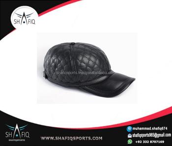 e203dcf48 Unisex Solid Color Baseball Cap Hip Hop Caps Leather Sun Hat Snapback Hats  - Buy Blank 5 Panel Cap,Cheap Baseball Caps,Custom-made 5 Panels Cap ...