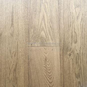 European Natural White Oak Prefinished