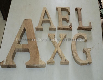 solid wood letters for home decor antique wooden letters decorative