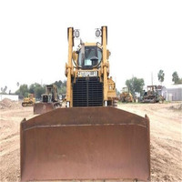 90% new condition competitive price used caterpillar D7R bulldozer CAT D7R