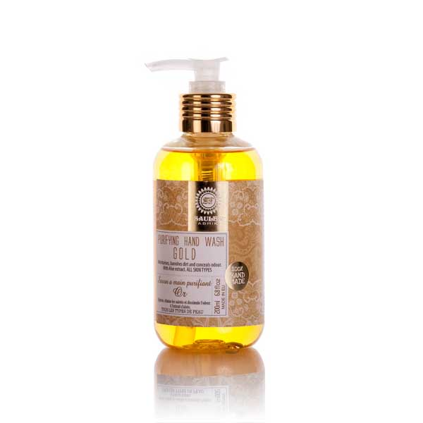 200 ml Amazing Hand Gold Wash with Super Aroma