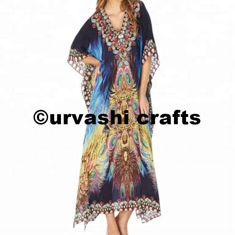 Tribal Belly dance Skirt Digital Print Abstract Floral 100/% Cotton Special offer