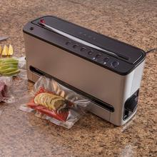 New Chips sales for Monoprice Strata Home Sous Vide Immersion Cooker 800W + Vacuum Food Sealer