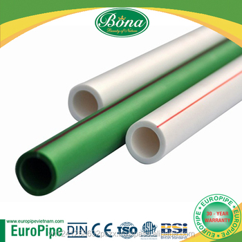 [EUROPIPE] New Design High Performance Ppr pipes sizes chart Water Supply PPR Pipe and fitting Price List For Industry