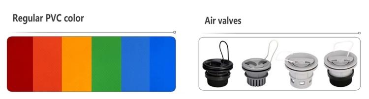 ราคาถูกขายส่ง inflatable sup stand up paddle board ที่มีสีสัน designs