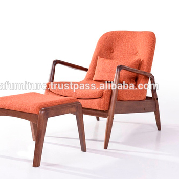 Wooden Lounge Chair , Wooden Lounge Chair Malaysia , Solid Lounge Chair