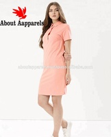 blank polo shirt for men and women uniform cheap custom polo shirt,New look Pink Oversized Pocket Polo Shirt Dress,
