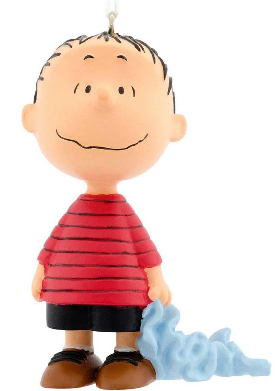 Hallmark Linus Van Pelt Peanuts Christmas Tree Ornament 2016
