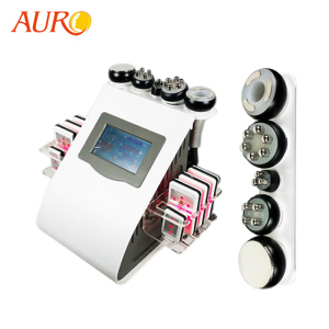 Au-61B Kim 8 Slimming System Cellulite Reduction Fat Loss 40K Cavitation RF Slimming Machine