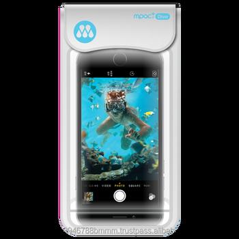 new arrival fa94e 5964b Mpac+ Dive D20 White Smartphone Waterproof Case Scuba Divers Underwater  Shooting Tpu Waterproof Cell Phone Bag - Buy Waterproof Case Bag,Waterproof  ...
